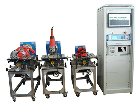 ANGUIME --- Power/Garden Tools Test System